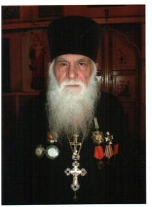 Настоятель храма протоиерей Василий Стойков